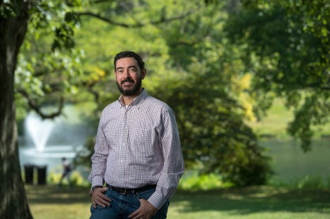 Assistant Professor of Entomology Alvaro Toledo
